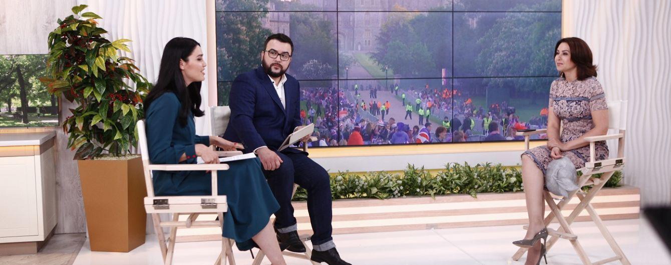 Ведуча ТСН Наталія Мосейчук повернулася з Лондона та анонсувала благодійний марафон