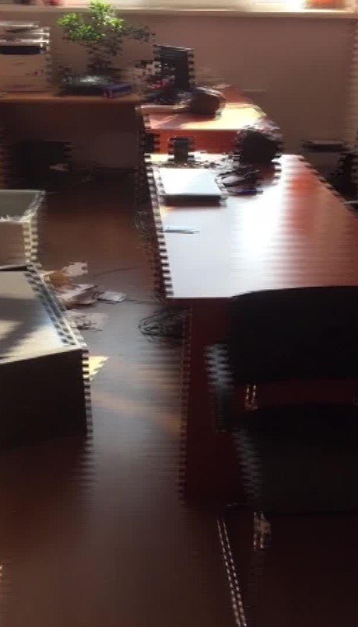 В Киеве ограбили бизнес-центр на миллионы гривен