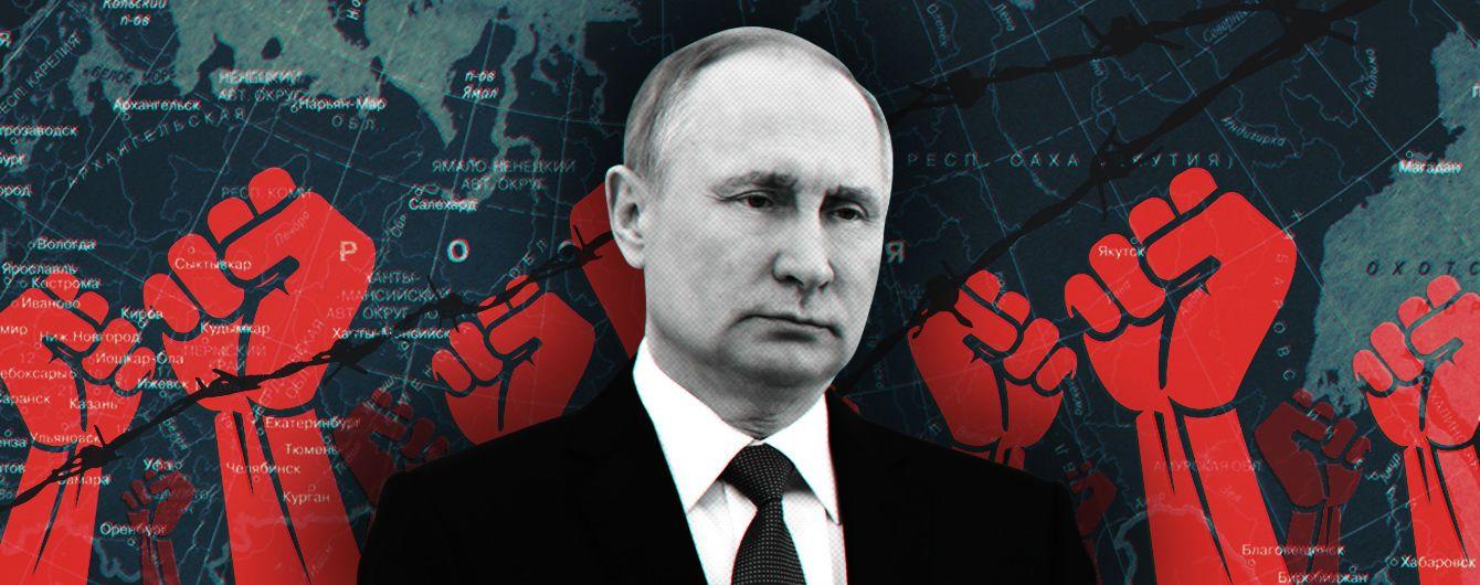 У Путина осталась в запасе всего пара лет