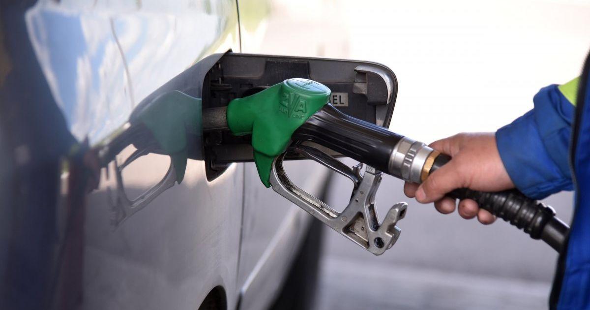 В Украине крупные сети АЗС снизили цены на топливо