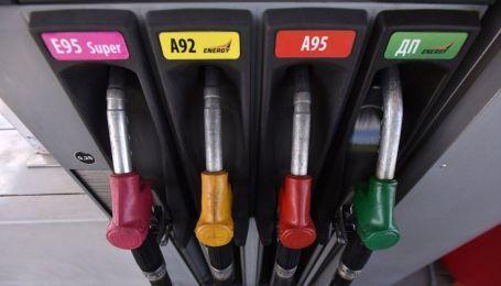 Скільки коштує заправити авто на АЗС вранці 16 лютого