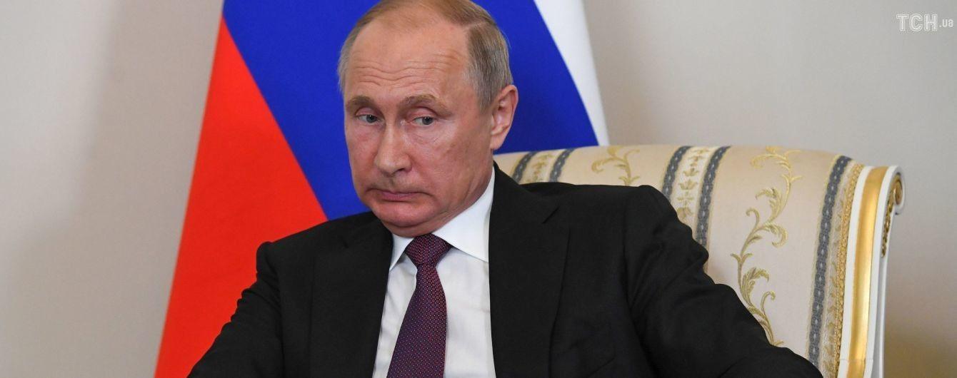 Путин назвал условие, при котором Россия признает результаты расследования катастрофы MH17