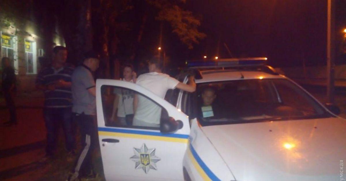 """В Одессе экс-глава местного """"Правого сектора"""" убил человека, который на него напал"""