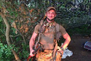 """Охоронець """"Мотороли"""" захищає Україну під Горлівкою"""
