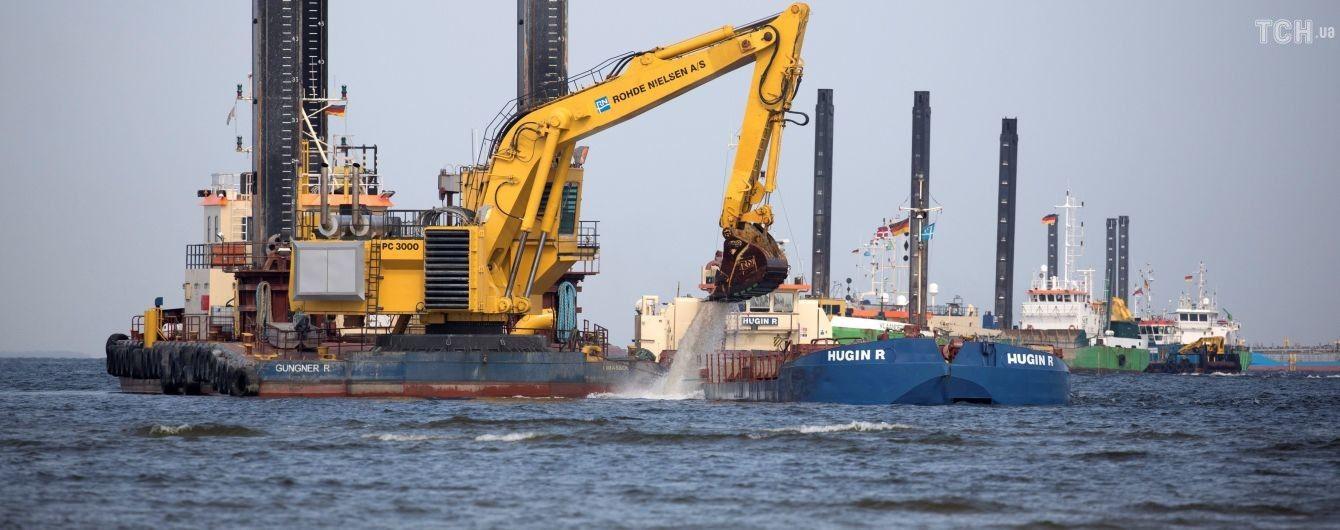 """Компания, которая строит """"Северный поток-2"""", ищет альтернативный путь для трубы"""