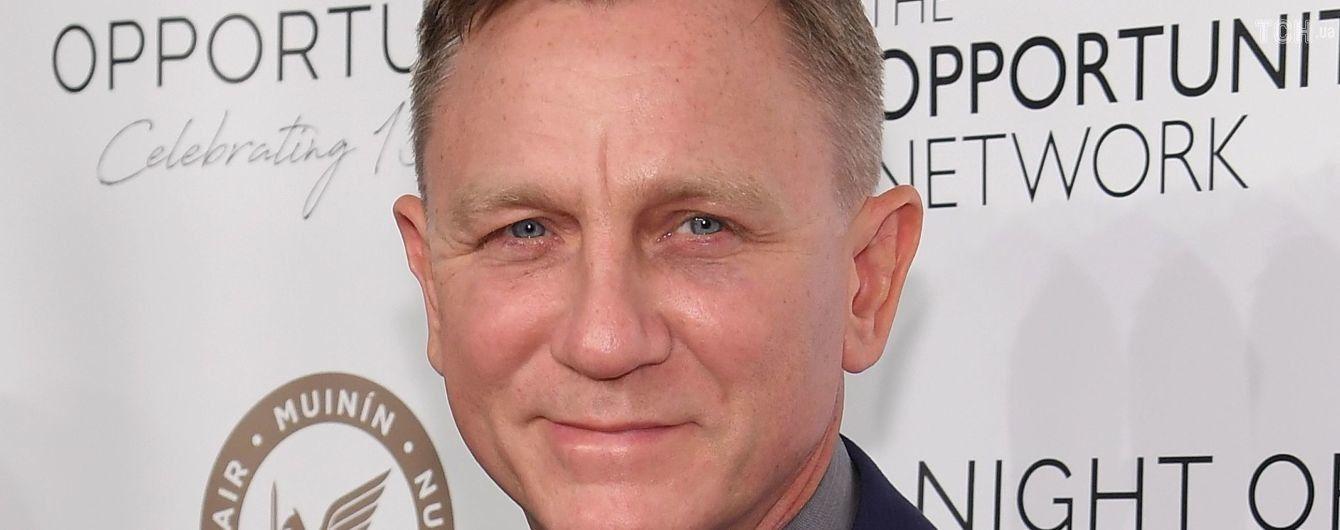 50-річний Деніел Крейг офіційно затверджений на роль Бонда у новому фільмі
