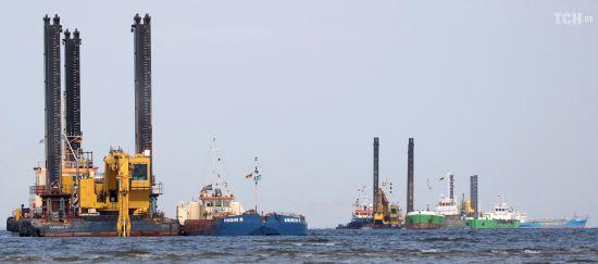 """Російський суд відмовився зупинити будівництво """"Північного потоку-2"""" на вимогу екологів"""