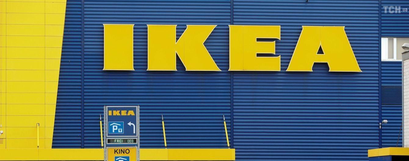 IKEA не подавала документов на начало строительства в Украине