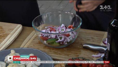 День независимости Грузии - готовим украинский-грузинский салат вместе с Чрезвычайным и полномочным Послом