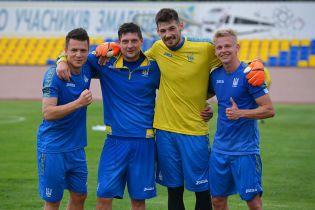Збірна України зіграє з чехами у Лізі націй на 8-тисячному стадіоні
