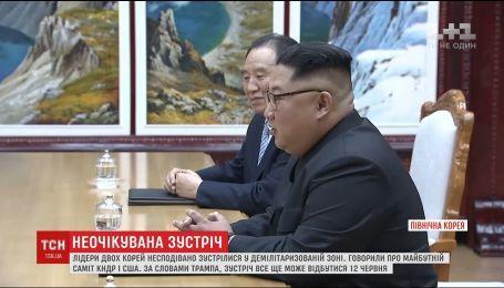 Лидеры двух Корей второй раз за месяц провели совместный саммит