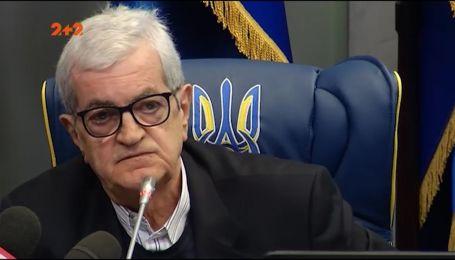 """Яка роль Лучано Луччі та Франческо Баранки у розслідуванні """"підозрілих"""" матчів"""