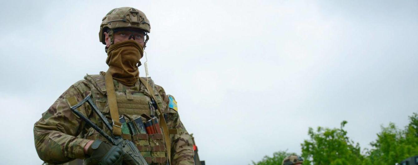 Ситуация на Донбассе: боевики бьют из тяжелых минометов, потерь среди украинских военных нет