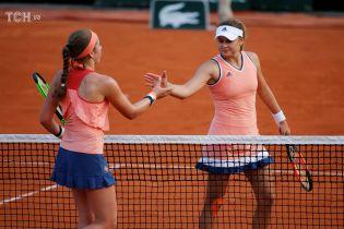 Українка Козлова сенсаційно вибила чинну чемпіонку у першому раунді Roland Garros