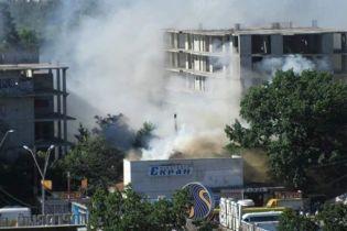 У Києві сталася пожежа в одному з найстаріших кінотеатрів