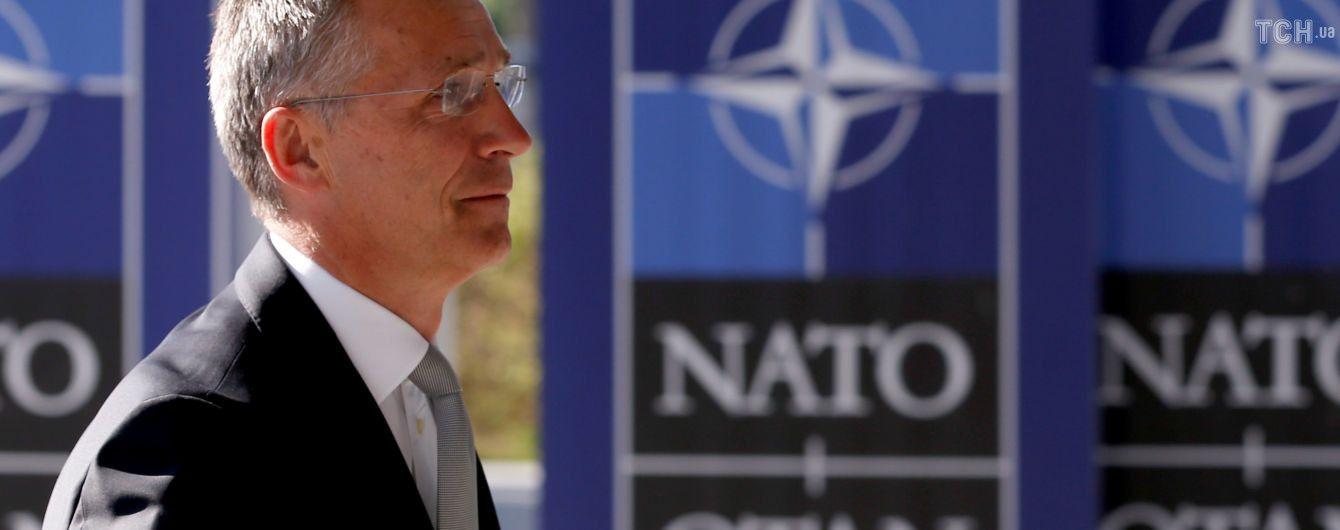 Подвійний підхід. НАТО прагне діалогу з РФ, але виступає за санкції