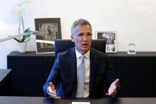 Столтенберг повідомив, яка країна стане наступним членом НАТО