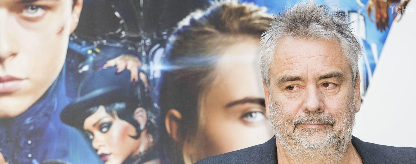 Акторку, яка звинуватила Люка Бессона в зґвалтуванні, викрили у брехні