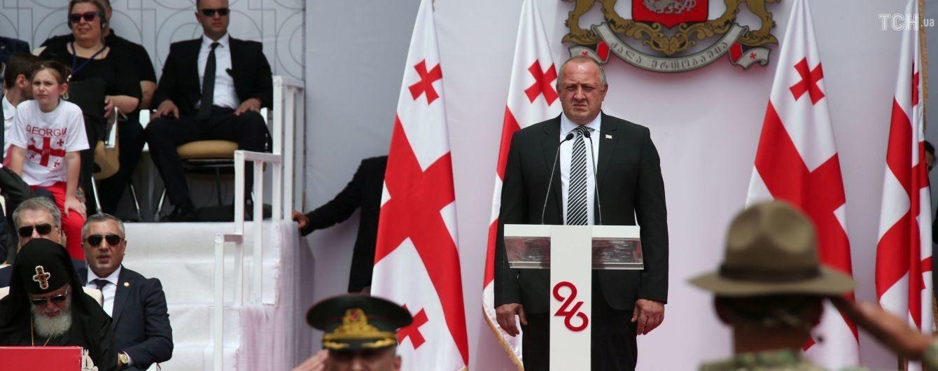 В Грузії поліція затримала зятя президента