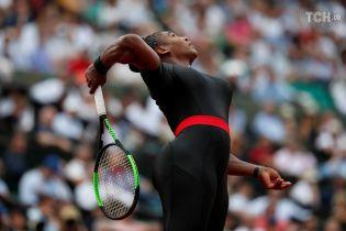 У тенісі дозволили грати в легінсах у стилі Серени Вільямс