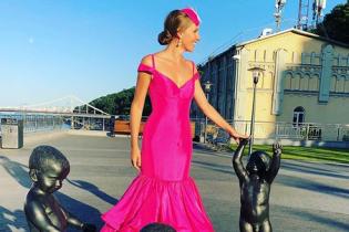 Природа, лебеди и солнце: Катя Осадчая показала, как провела свой уикенд