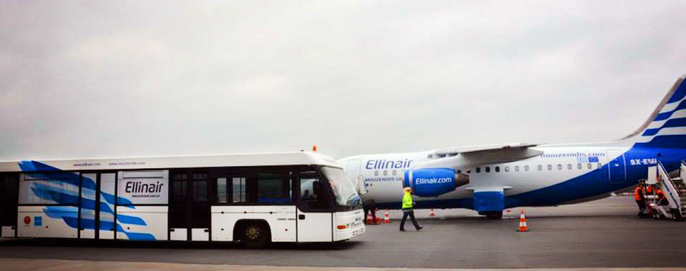 Грецька авіакомпанія відновила рейси зі Львова