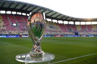 Украина замахнулась на проведение Суперкубка УЕФА в 2021 году