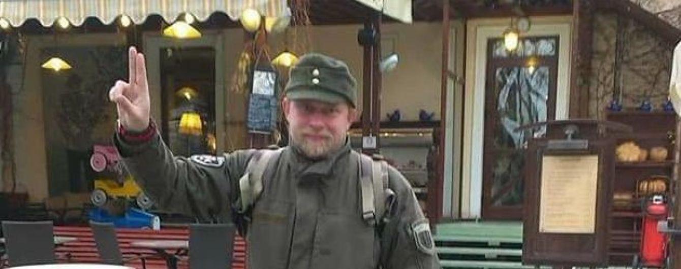 """""""Киллер"""" Бабченко Цимбалюк известный по резонансным патриотическими акциями в Одессе"""