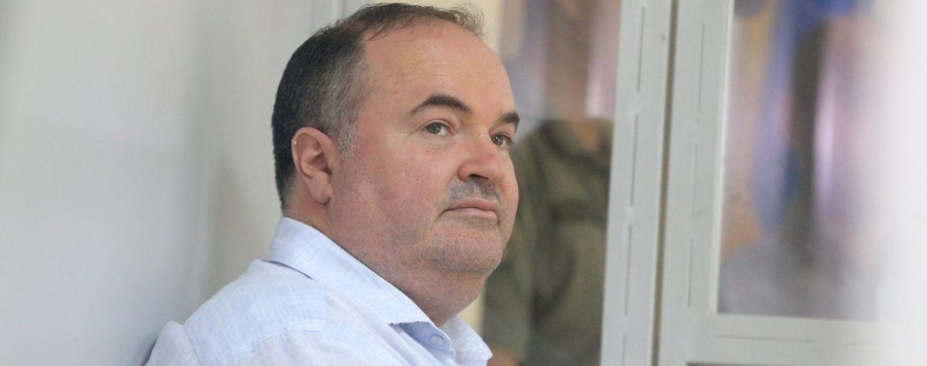 Суд избрал меру пресечения подозреваемому в организации убийства Бабченко