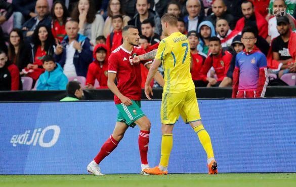 Україна - Марокко