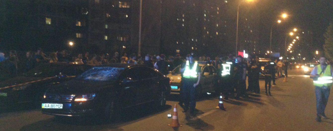 ДТП с загадочным кортежем в Киеве: мама водителя призналась, кого сопровождает ее сын-полицейский
