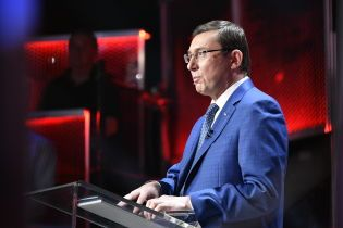 Луценко предложил утвердить закрытый список поставщиков военных деталей из России