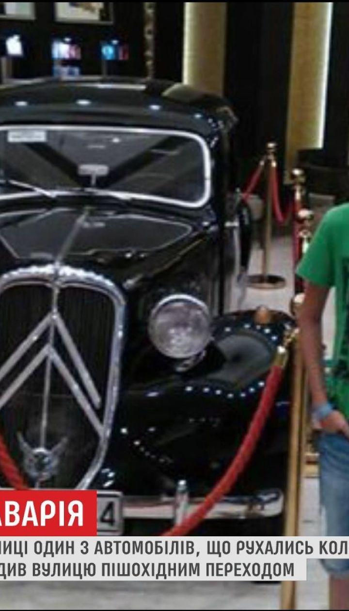 Врачи два часа оперируют мальчика, которого сбил полицейский автомобиль