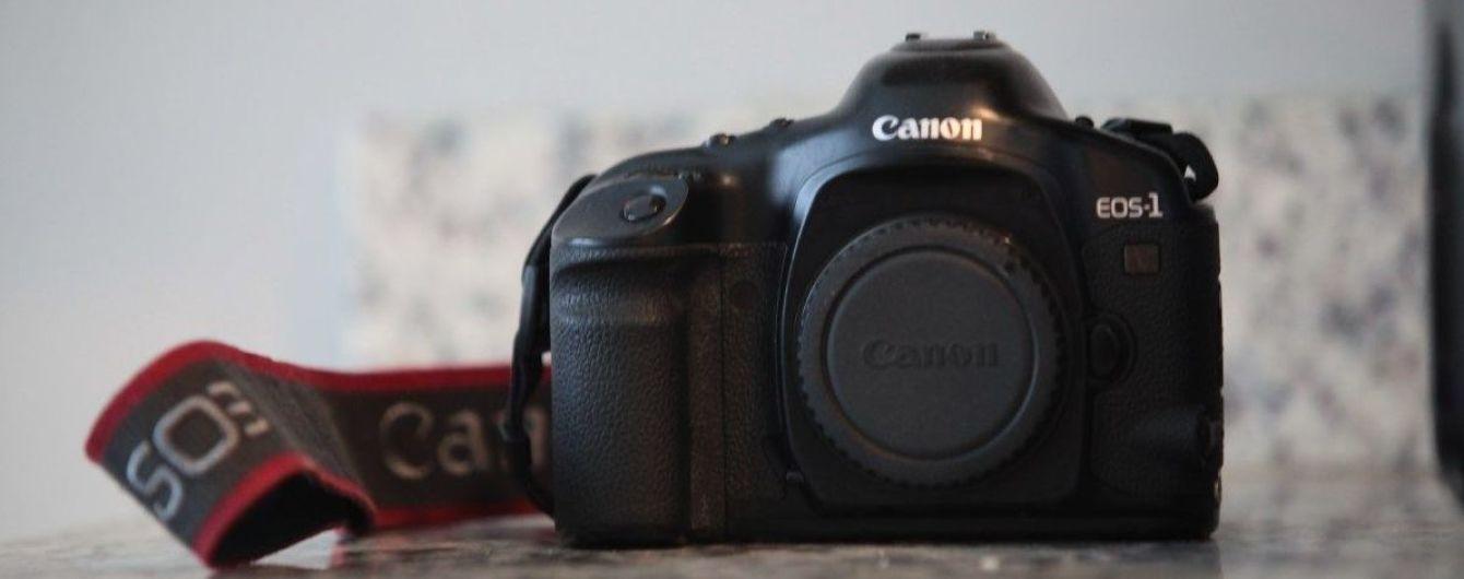 Canon прекращает продажи последней пленочной фотокамеры