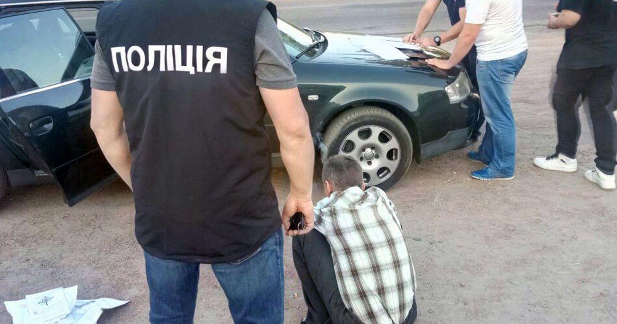 @ ГУНП в Житомирській області