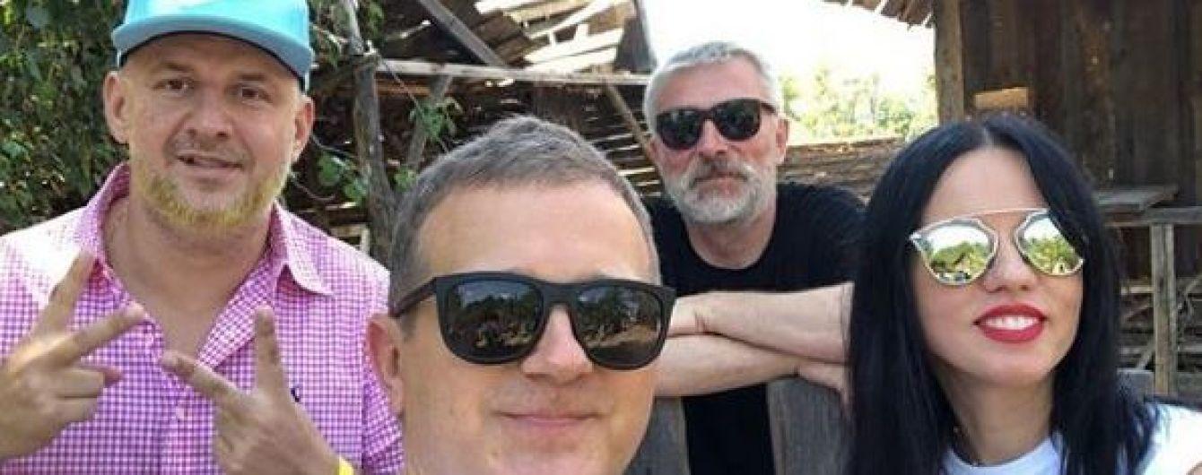 Потап і Юрій Горбунов розпочали знімання української комедії з Олегом Винником