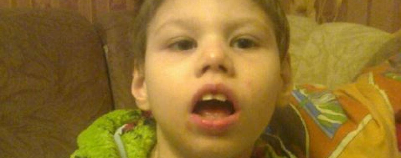 6-річний Богданчик сподівається на допомогу