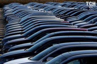 В Украине растаможили рекордное количество подержанных авто. Статистика