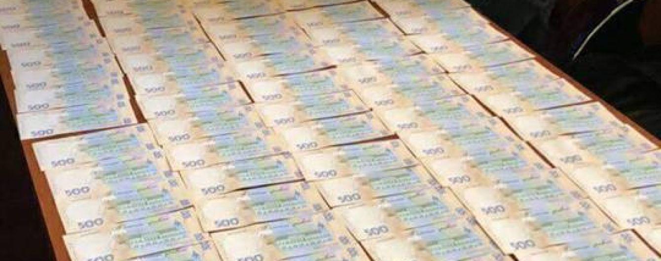 Руководителя харьковского вокзала схватили во время получения 350 тысяч гривен отката от бизнесмена