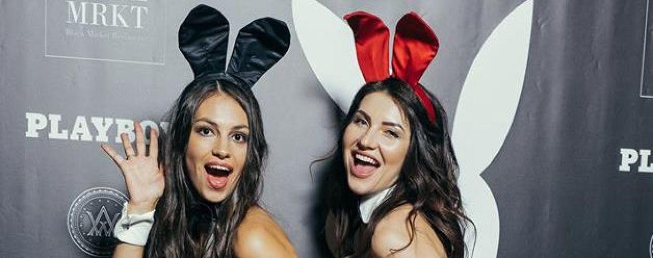 Сексуальные bunny girls, покер и сигары: в Киеве прошла шумная вечеринка журнала Playboy