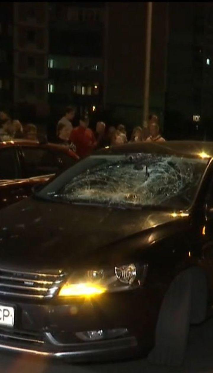 Поліція запевняє, що автомобіль, який збив 13-річного хлопчика, не був у складі кортежу