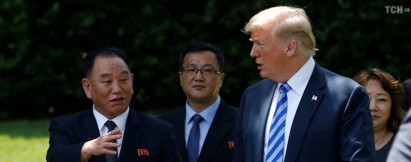 Стала відома дата й місце зустрічі Трампа з Кім Чен Ином