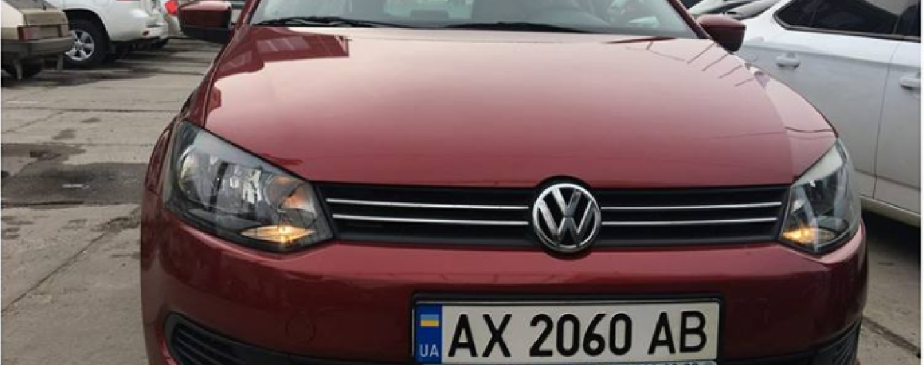 У Києві громадянин Білорусі викрав орендований автомобіль