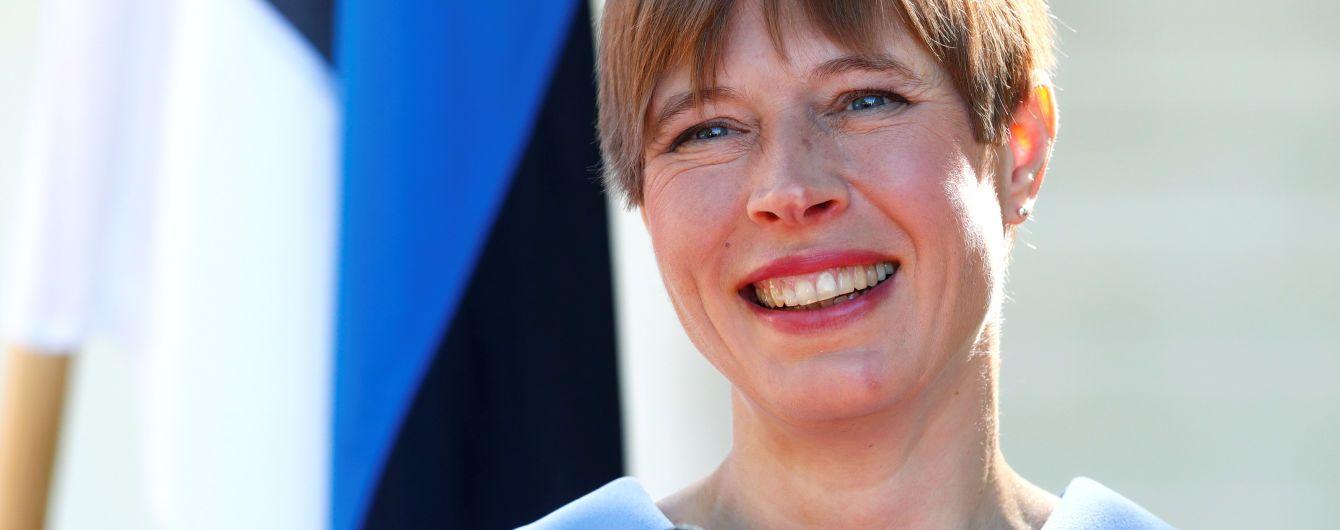 Война и оккупация. Президент Эстонии призвала называть конфликты в Украине и Грузии своими именами
