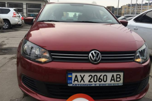 В Киеве гражданин Беларуси угнал арендованный автомобиль