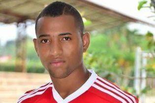 У Колумбії під час вечірки застрелили 24-річного футболіста