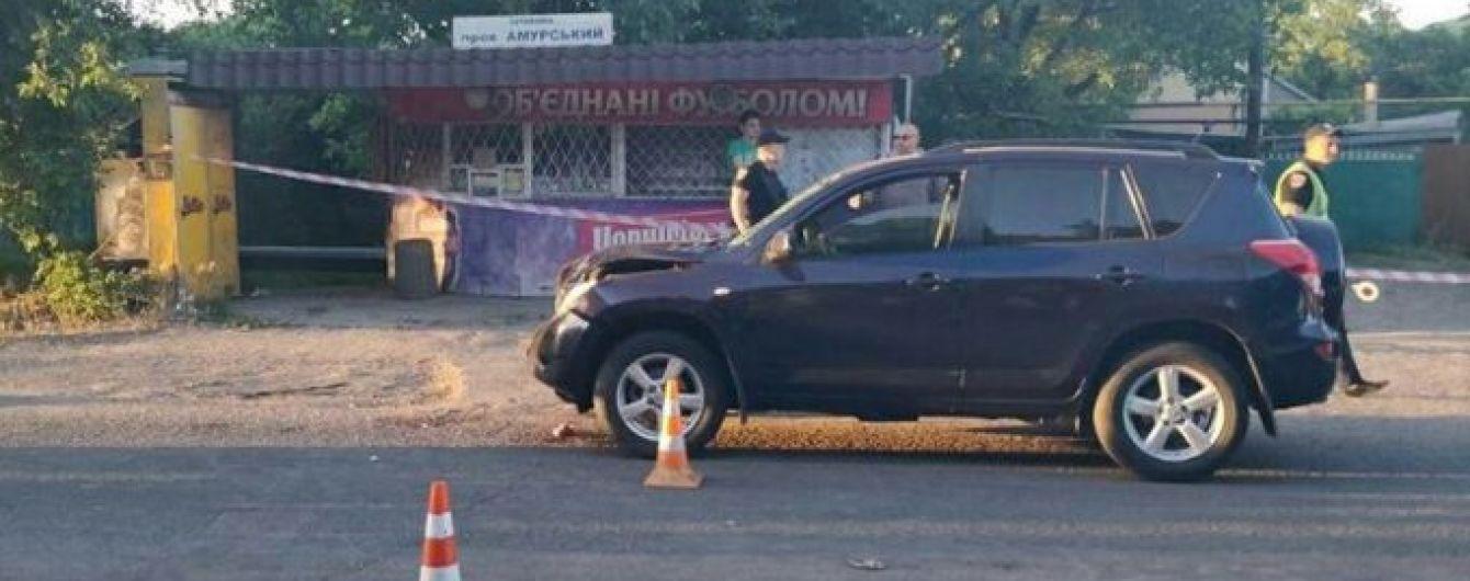 """""""Краще би я померла"""": водій Toyota в Одесі прокоментувала ДТП із загиблими дівчиною і дитиною"""