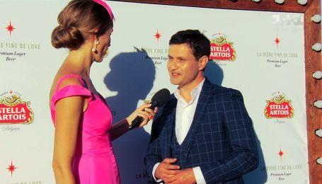 """Ахтем Сеитаблаев рассказал, как будет снимать """"Захара Беркута"""""""