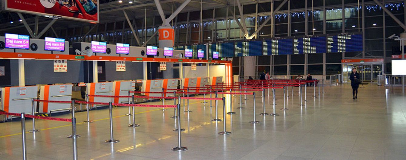 В Польше возведут целый аэропортовый городок