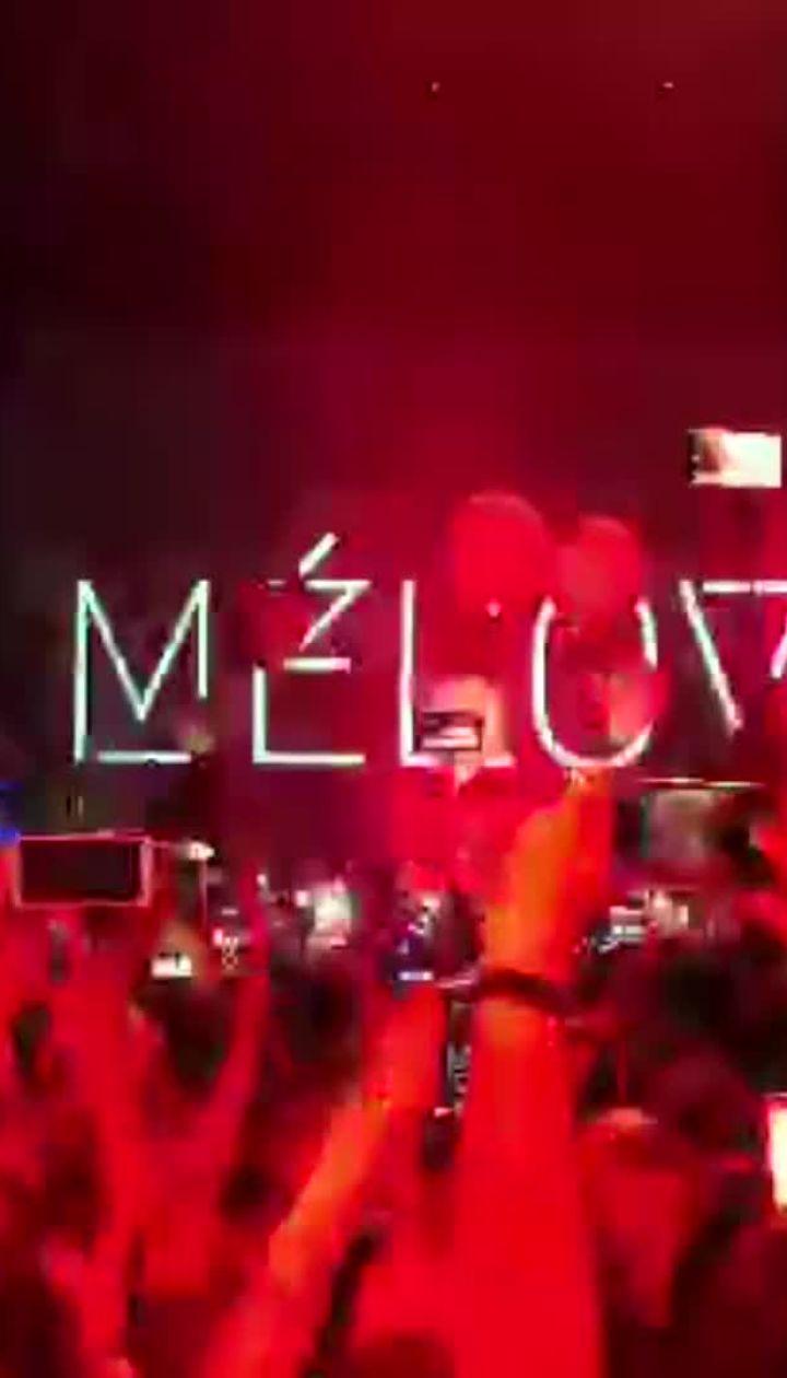 Перший концерт Melovin після Євробачення відбувся з аншлагом